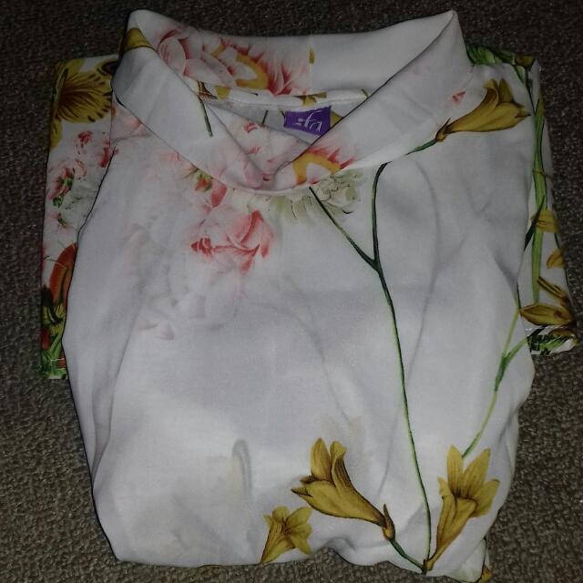 Baju (Merk Ifa Size M/L Bisa)