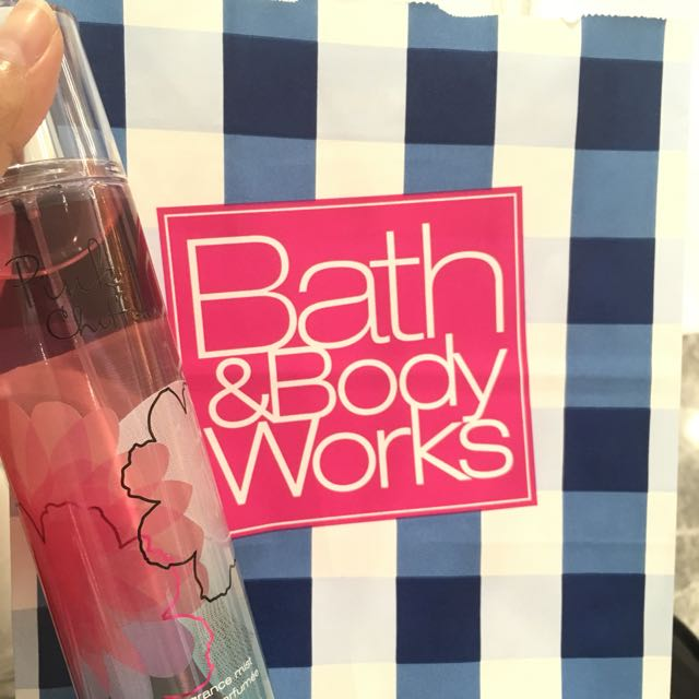 Bath and Body Works Body Mist {Share In Bottle}