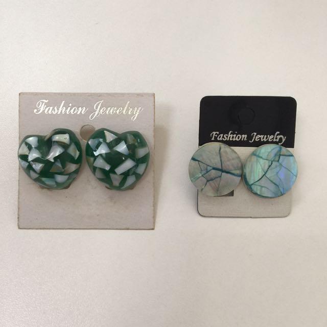 Beach Themed Earrings