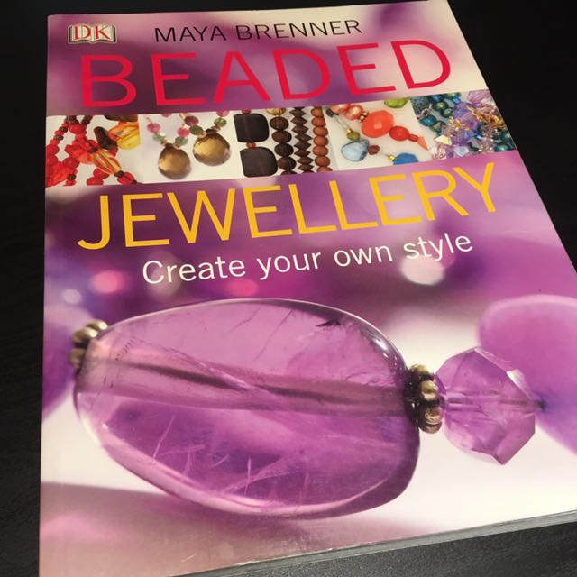 Beaded Jewellery (DIY Book)
