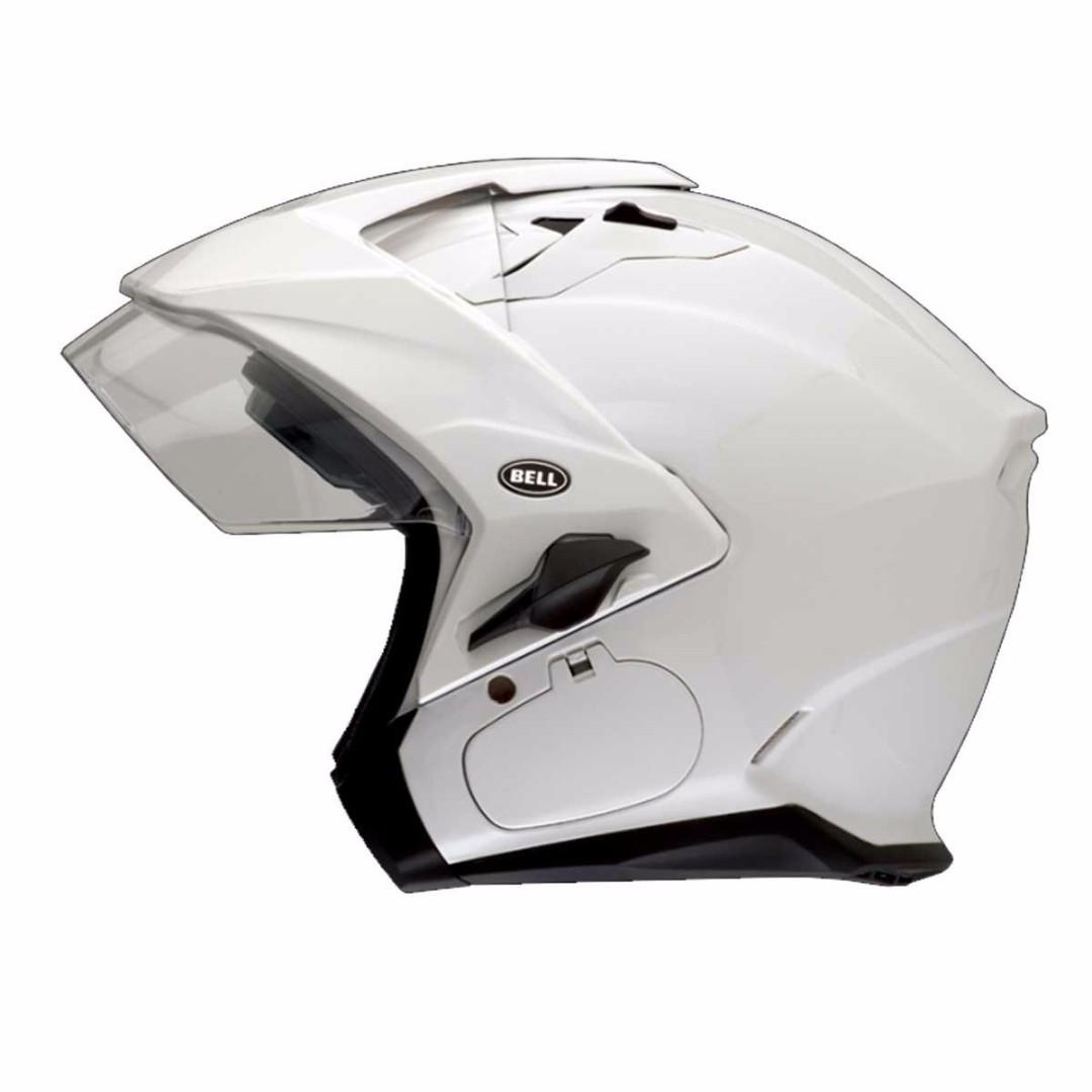 Clear Bell Mag-9 Half-Helmet Adult Inner Replacement Shield Helmet Shield//Visor