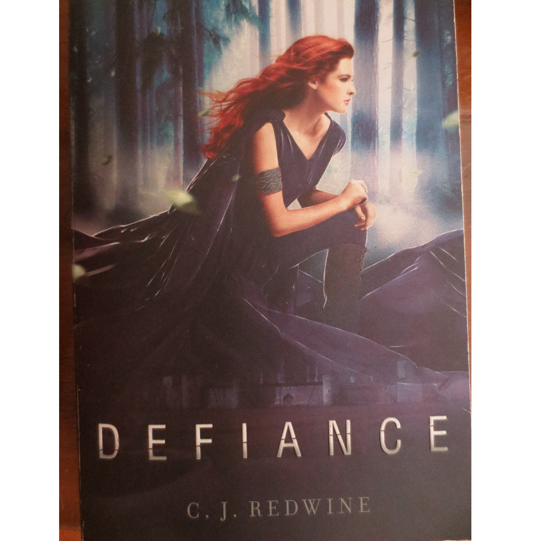 Book: Defiance by C.J. Redwine