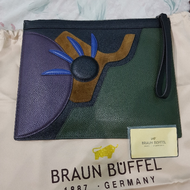 BRAUN BUFFEL BULLY (LIMITED EDITION)