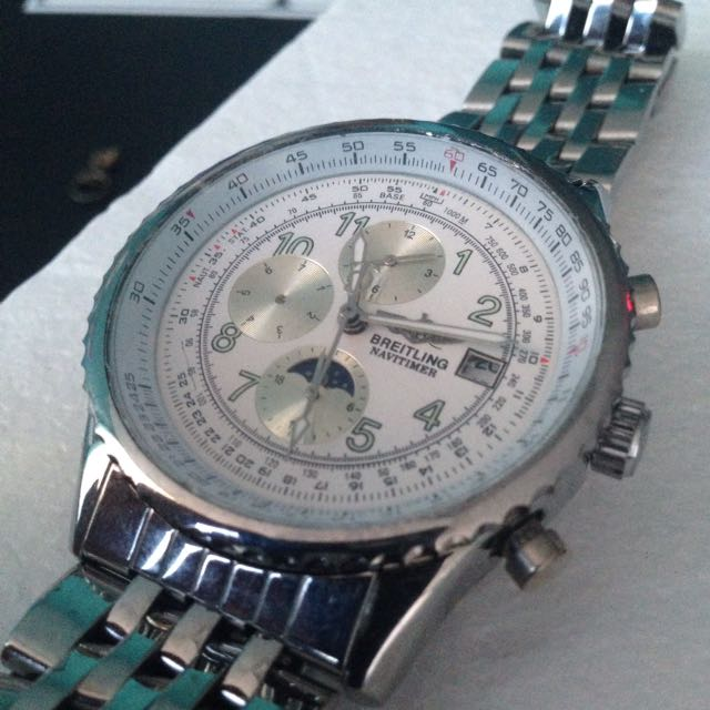 Breitling Navitimer automatic self winding watch replica