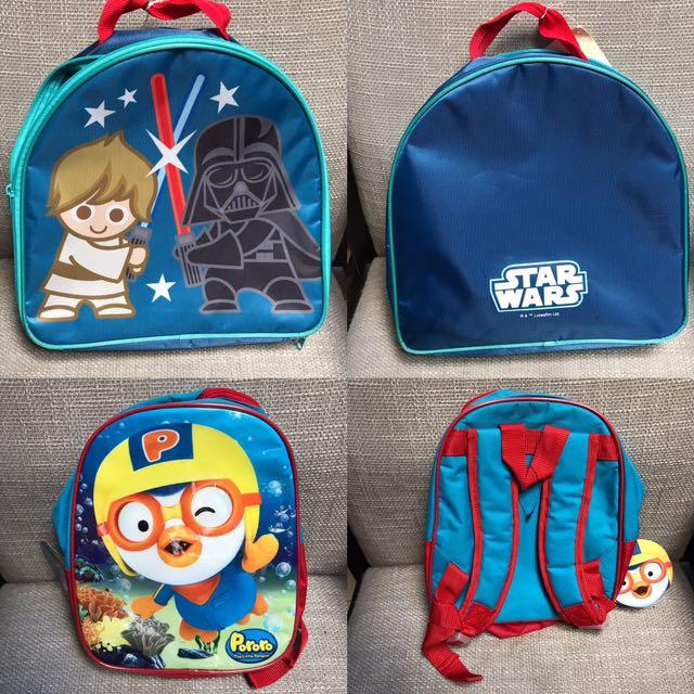 Buy 1 Take 1 Toddler Bags