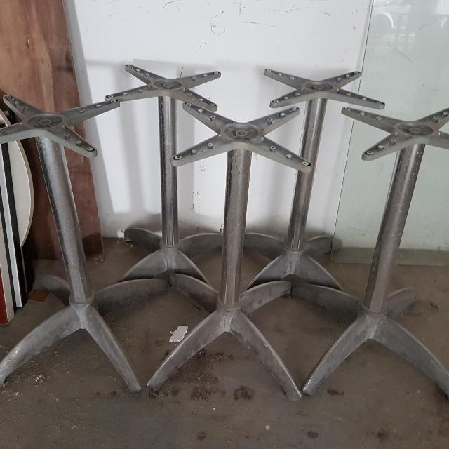 Cafe Table Legs With Free Table Top Home Furniture Furniture - Cafe table legs