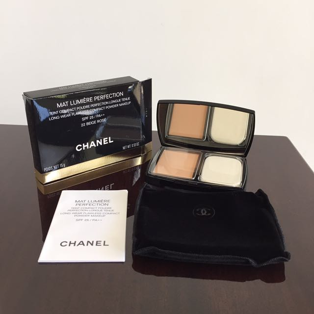 Chanel Mat Lumiere Perfection No.22