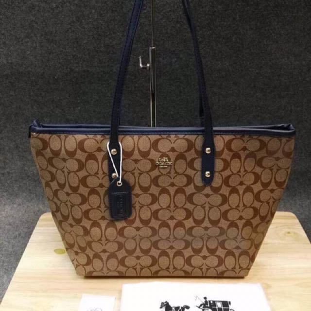 Coach Tote Bag (On Hand)