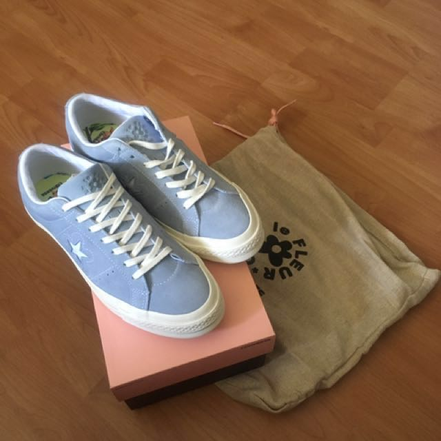 2c340f21ad5 Converse One Star x Golf Wang x Golf Le Feur
