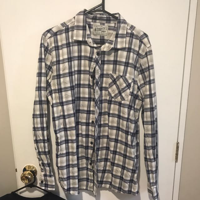 Cotton on men's shirt