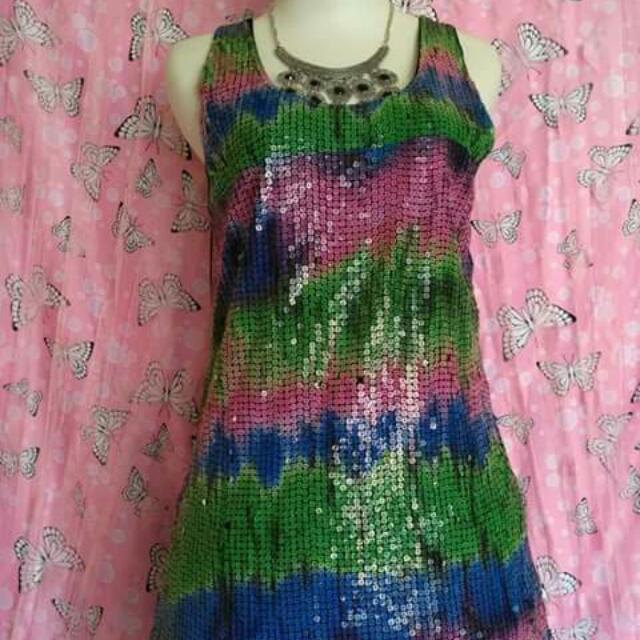 Dress Sequin