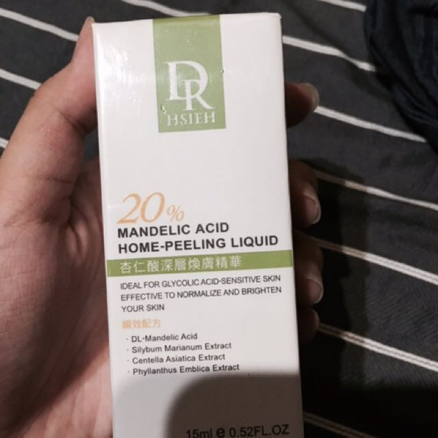 Dr.HSIEH 杏仁酸 20%