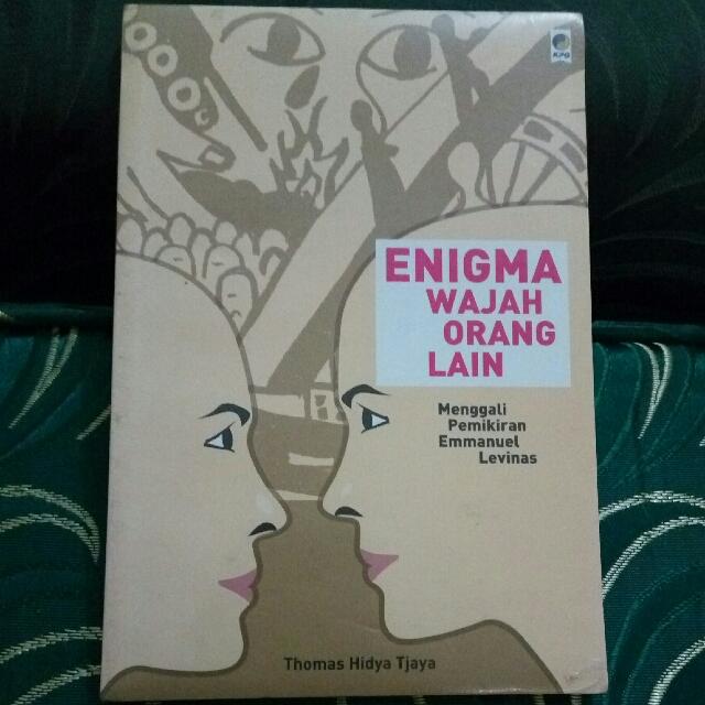 Enigma Wajah Orang Lain (Biografi)