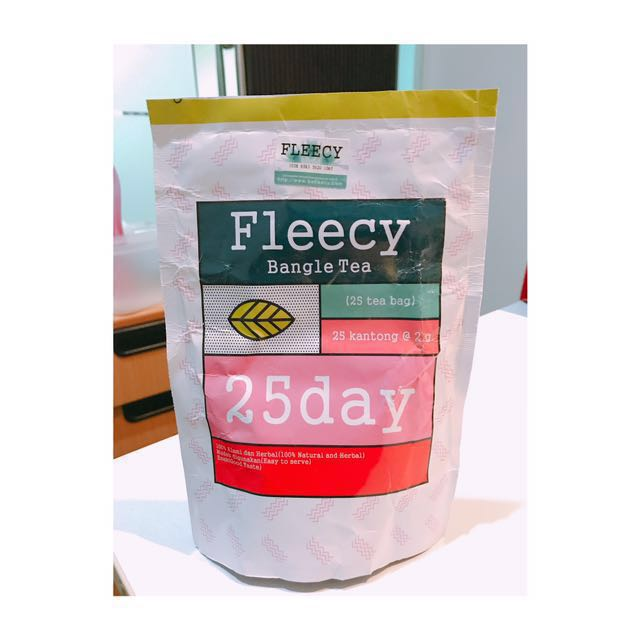 Fleecy Slimming Tea