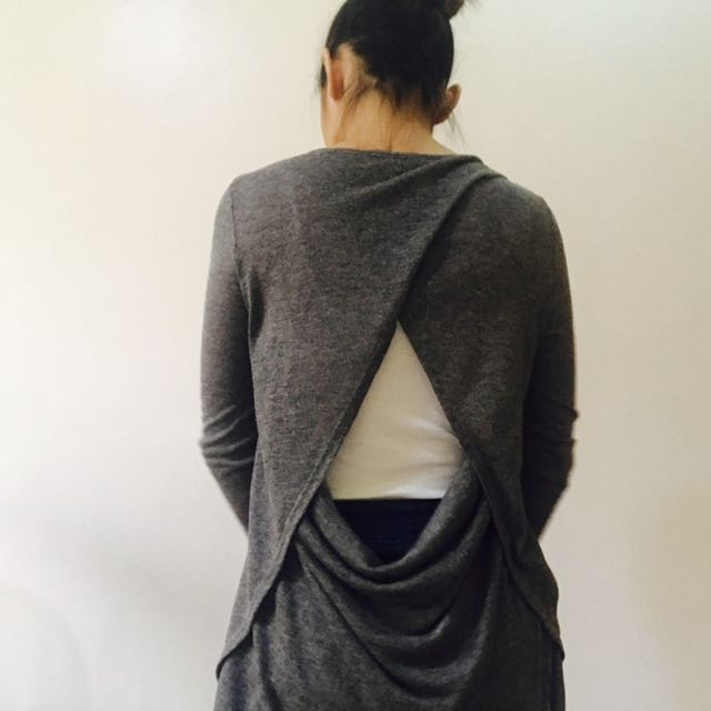 forever21 open back top