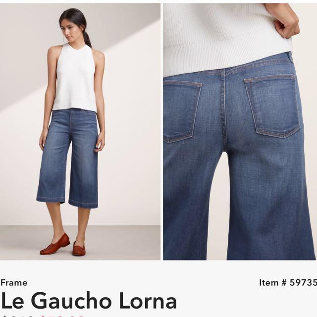 Frame Le Gaucho Lorna