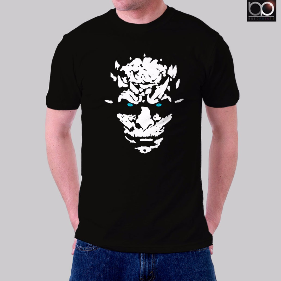 Game of Thrones Tshirt for Men - Night King