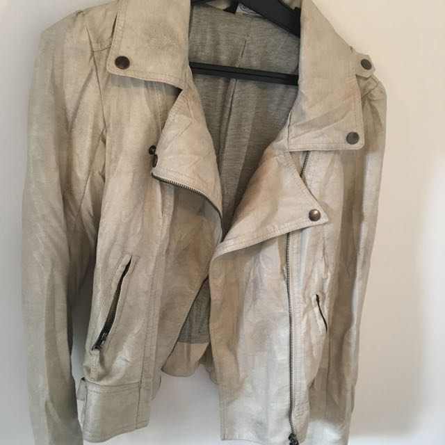 Glassons leather jacket XS-S