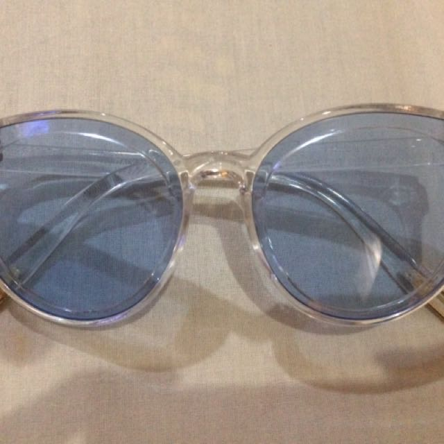 Guccini Sunglasses Blue