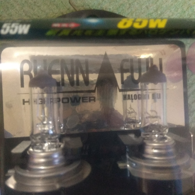全新H7燈泡 一般正常色 全新