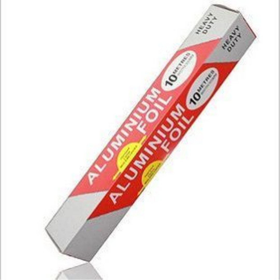 Heavy Duty Aluminum Foil 10 meters