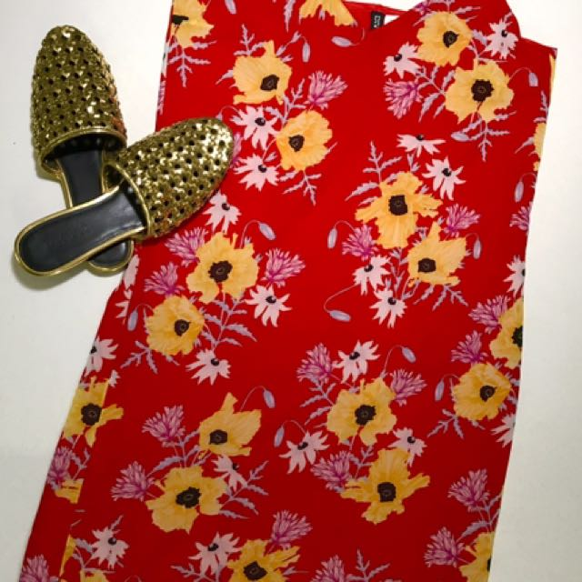 H&M dress from Australia