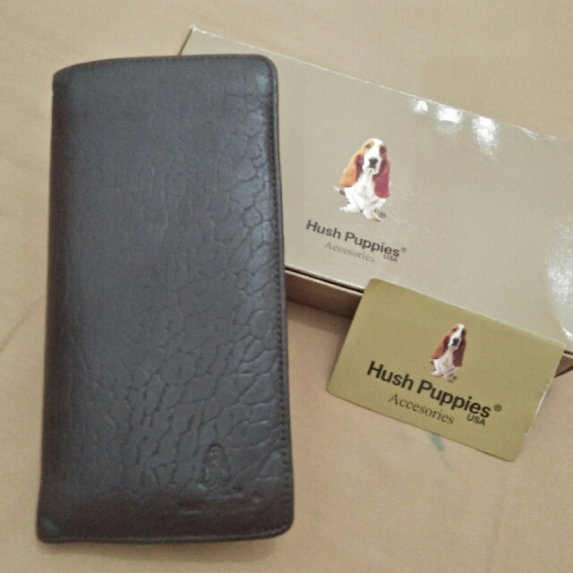 Hush Puppies Long Wallet