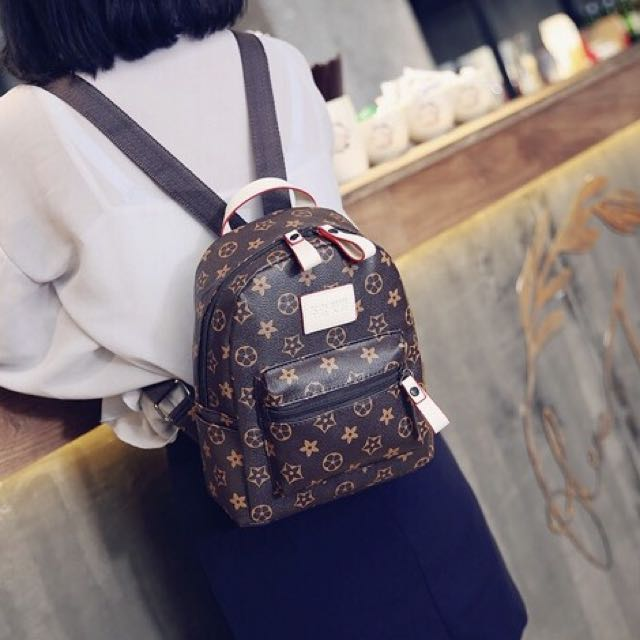 547bd218bb8a INSTOCK Louis Vuitton Inspired Backpack