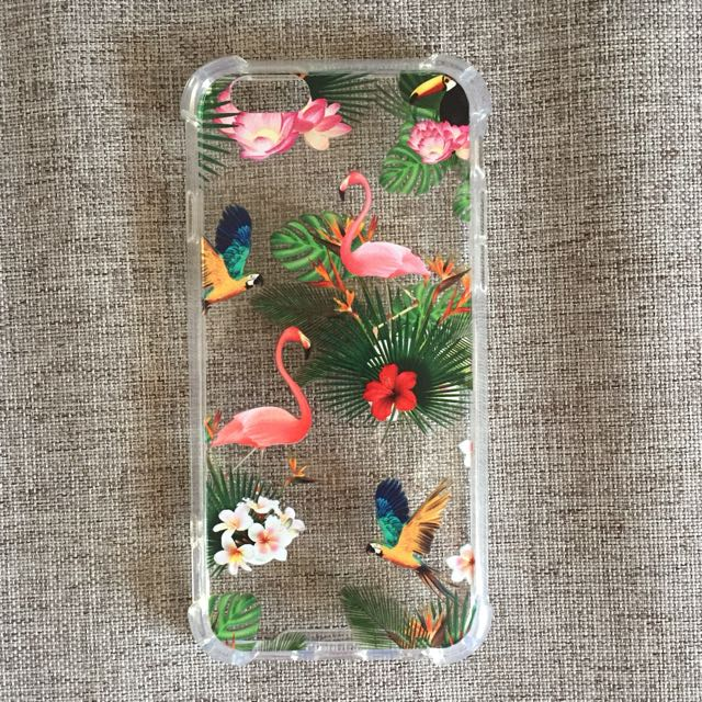 iphone6 Clear Cellphone Case