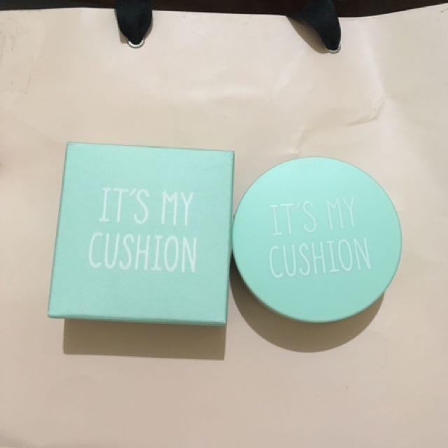It's My Cushion (cushion case/tempat cushion)