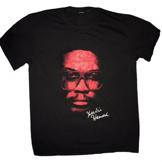 Jazz Icon Tee: Herbie Hancock