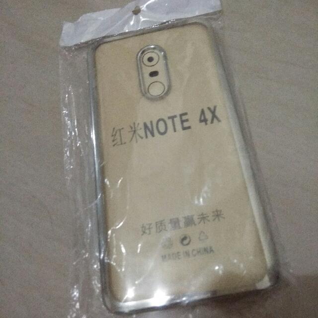 Jelly Case Xiaomi 4x
