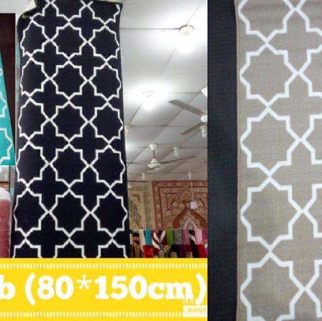 Karpet Monochrom (RESTOCK)