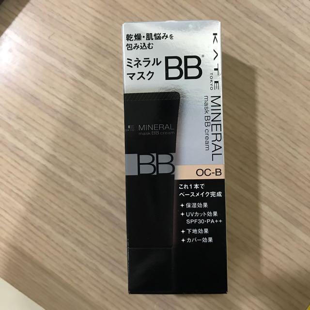 KATE礦物膜力BB霜OC-B柔膚色