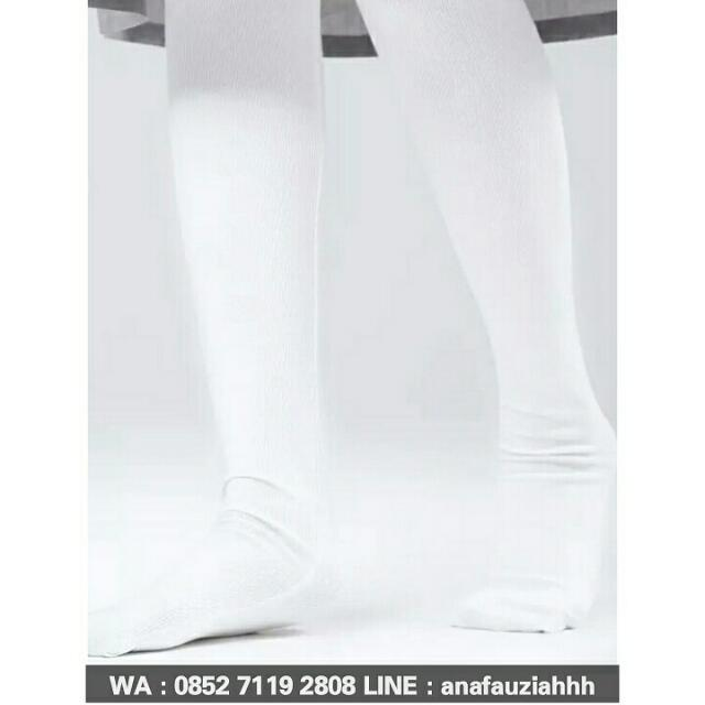 Legging Wudhu White