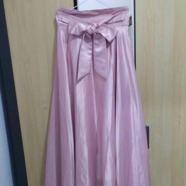 Long skirt umbrella