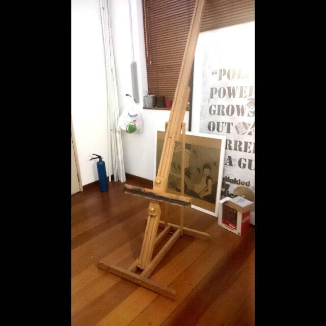 MABEF M25 Convertible Lyre Easel , Design & Craft on Carousell
