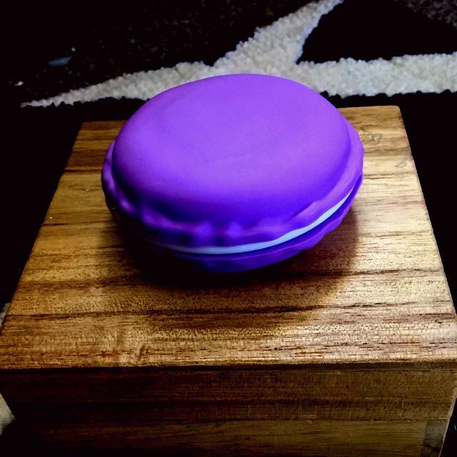 Macaroon jewellery box