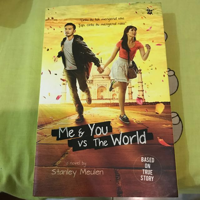 Me & You vs The World - Stanley Meulen
