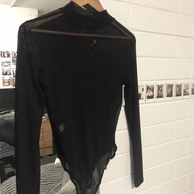 Meshki mesh bodysuit