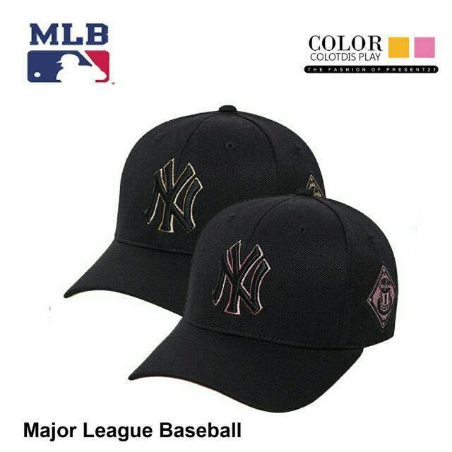 正品下殺🎉MLB美國職棒🌠男女運動休閒 洋基棒球帽 老帽 NY帽 遮陽帽