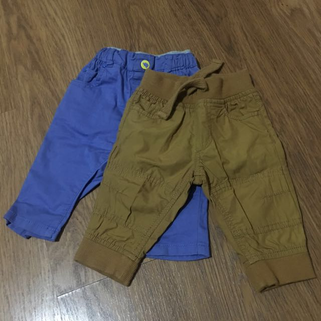 Mothercare Pants (2pc)
