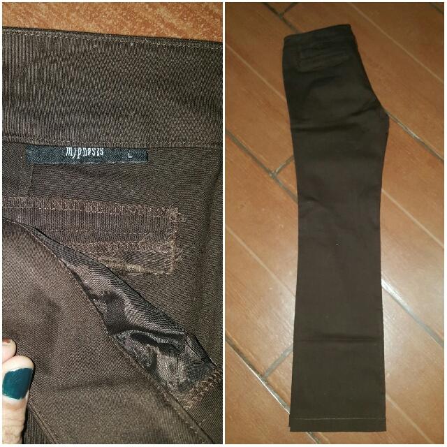 Mphosis Dark Brown Pants