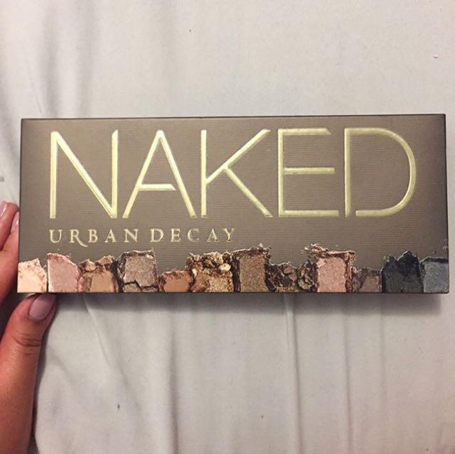 Naked Palette (Never Used)