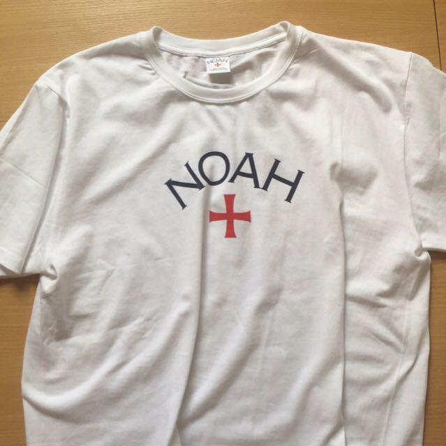 Noah 白t