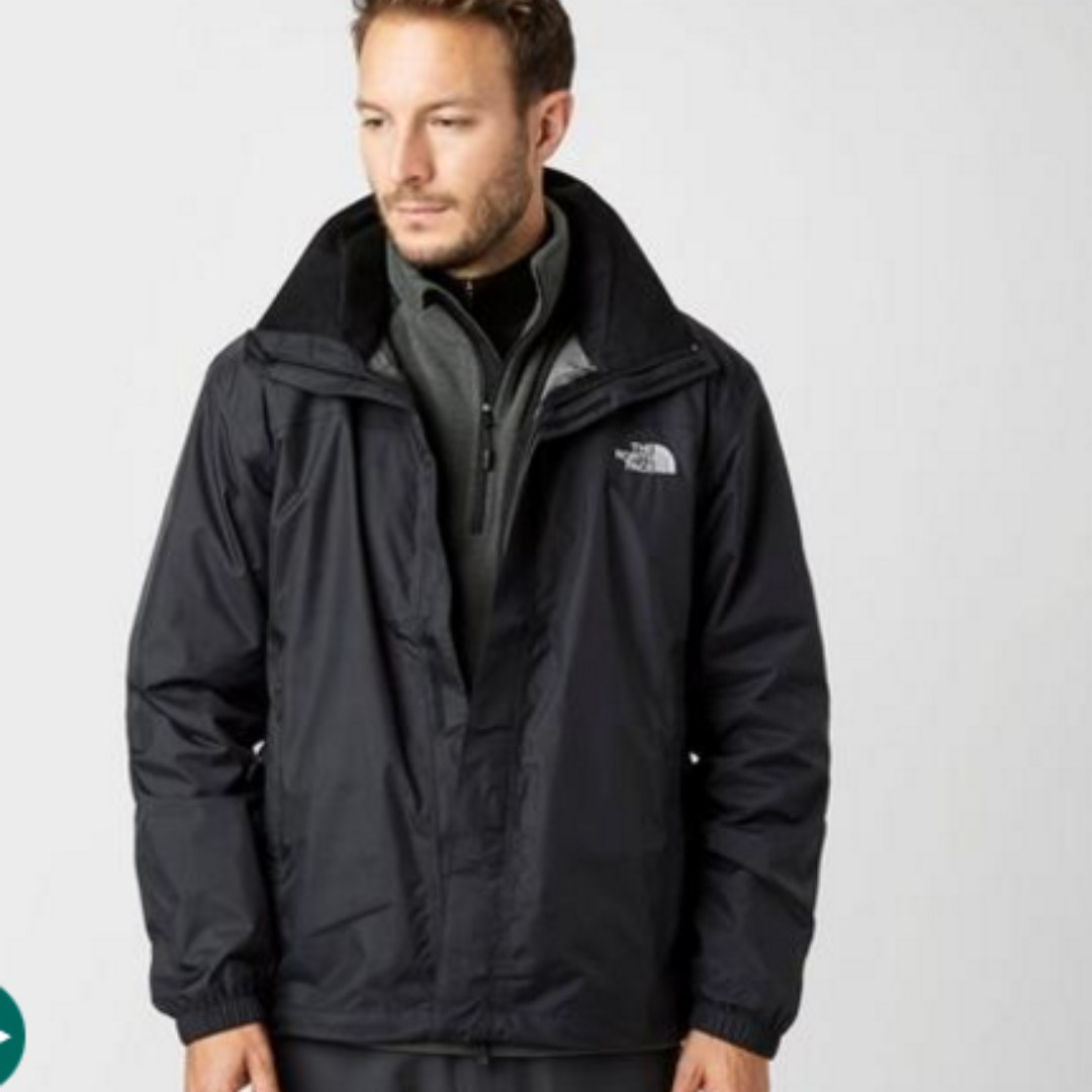 North Face Resolve HyVent Jacket