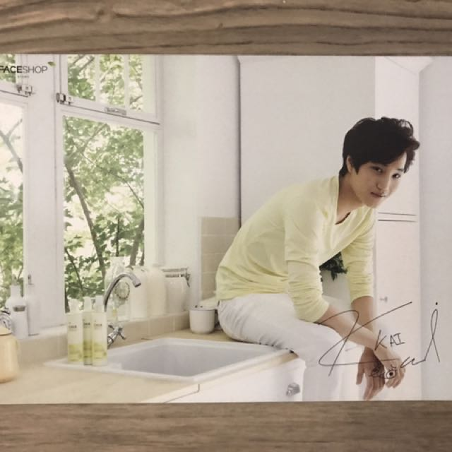 Official The Faceshop 2 Side Poster