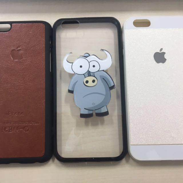 Paket Casing Iphone 6