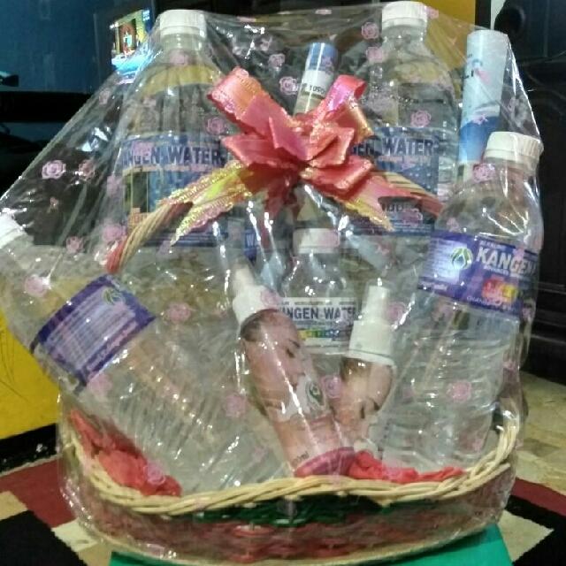 Parcel Kangen Water