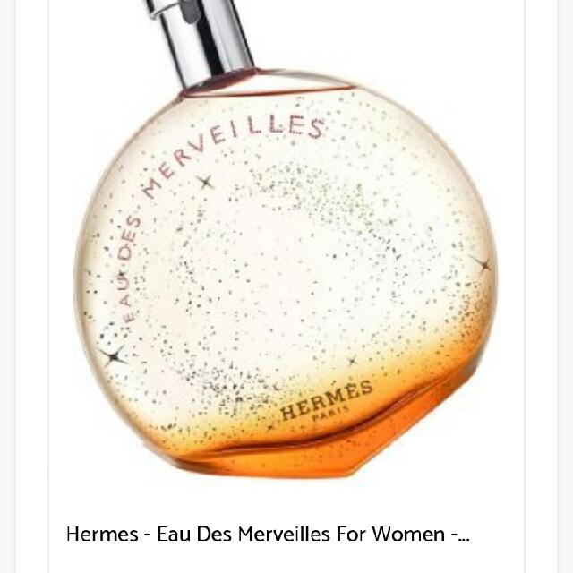 Perfume Hermes